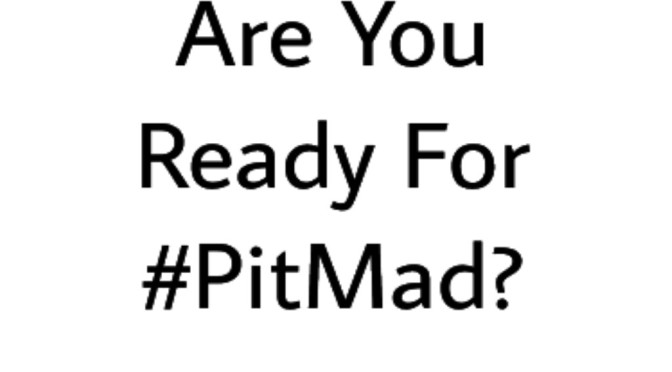 Are You Ready For #PitMad? Better Yet, What is PitMad?